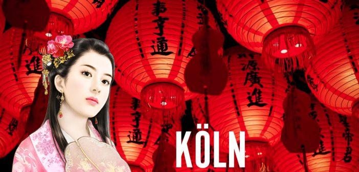 Chinesische Frauen in Köln treffen