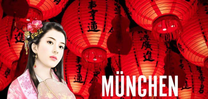 Chinesische Frauen in München treffen
